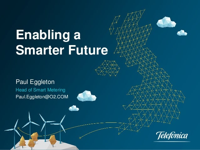 Enabling a Smarter Future (Telefónica m2m)