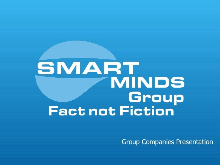 Group Companies Presentation