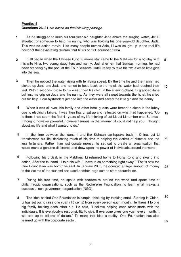 Simple essay informal letter pmr