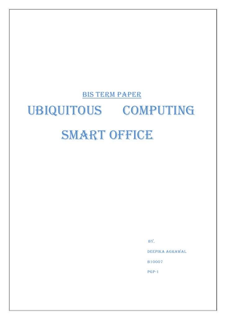 Smart office deepika