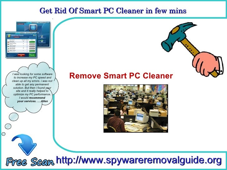 Remove Smart PC Cleaner Automatically - Complete Removal Guide
