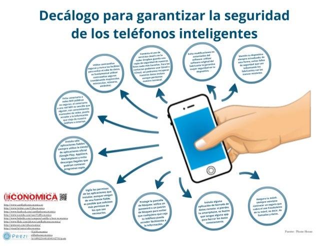 10 consejos para proteger los datos del 'smartphone'