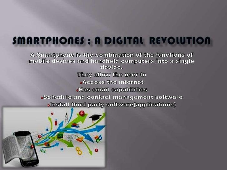Smartphone powerpoint. final
