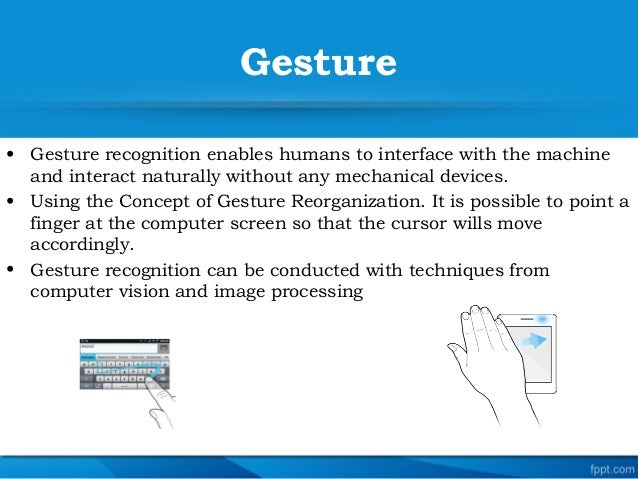 A Survey on Multi-touch Gesture Recognition and Multi-touch Frameworks