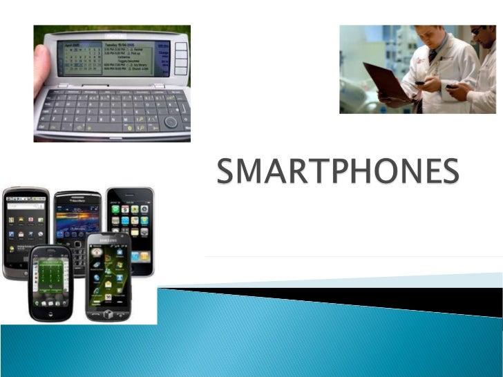 Smart phone tutorial