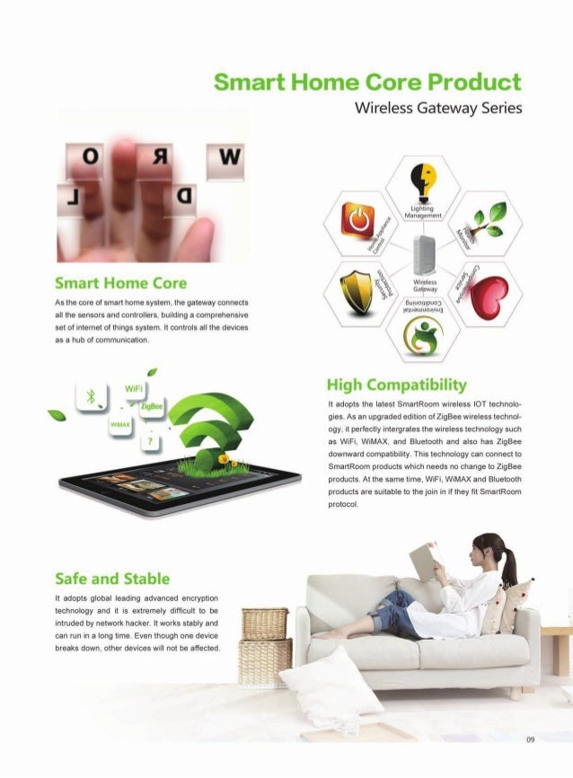 Smart home system nanjing iot technology co ltd for Smart home technology definition