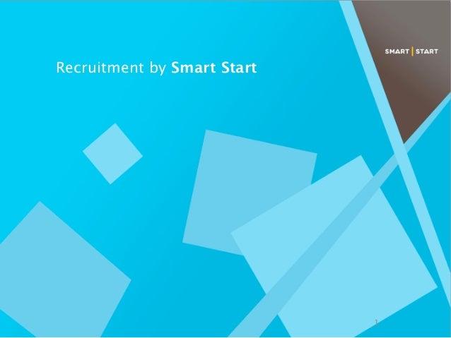 1 Recruitment by Smart Start