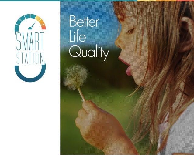 Smartstation - SWLiege 2014