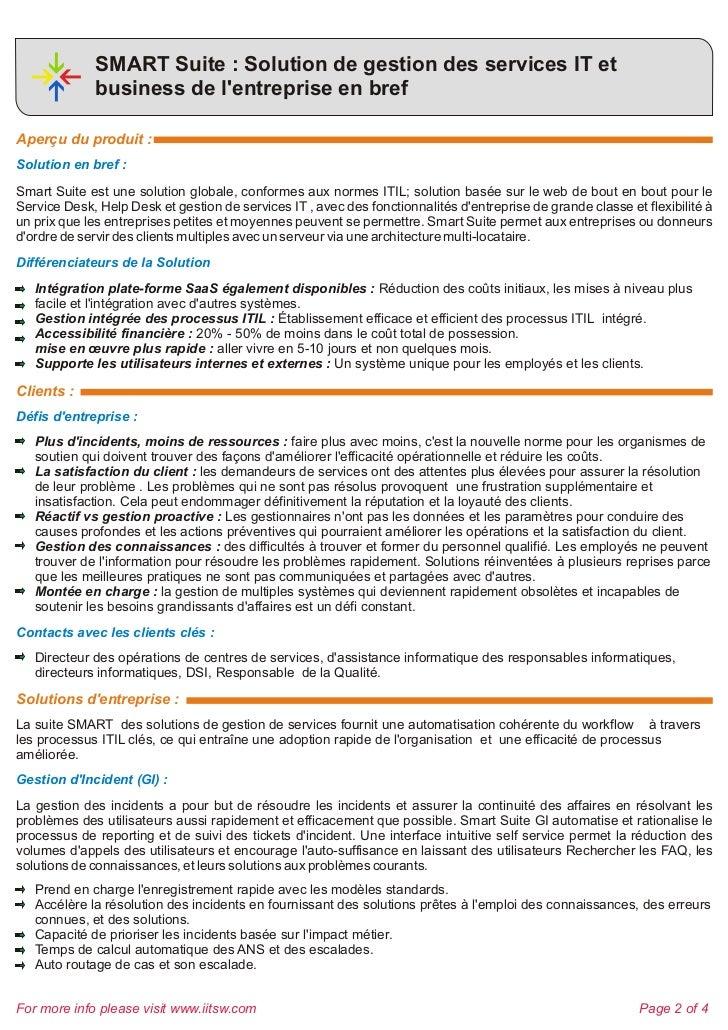 Smart suite solution_brief_fr_datasheet