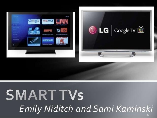 Emily Niditch and Sami Kaminski