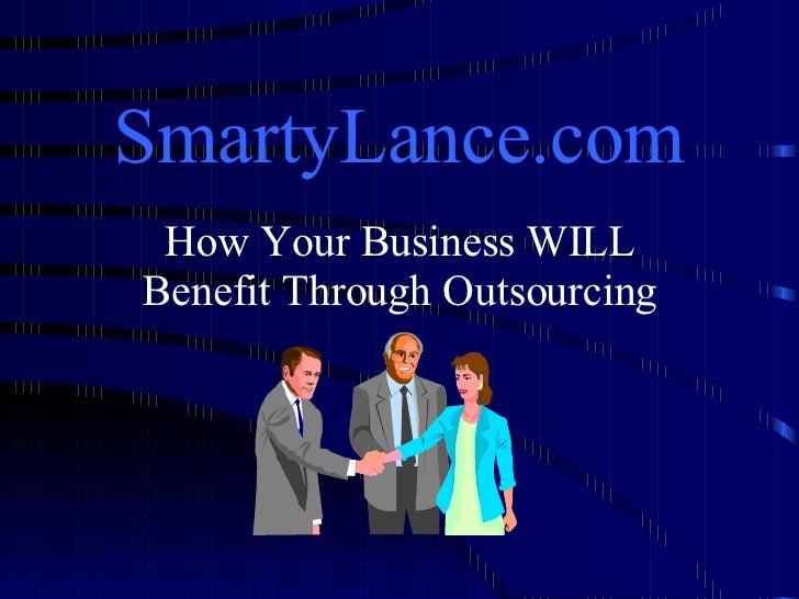 SmartyLance Sales Presentation