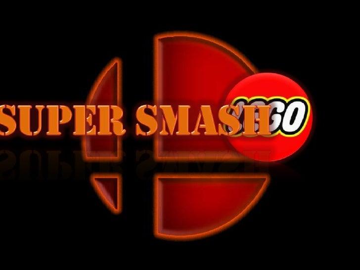 Smash BROTHERS LEGO