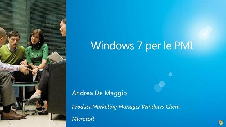 Smau Bari 2010 Andrea De Maggio