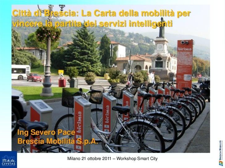 Smau Milano 2011 Smart City Brescia