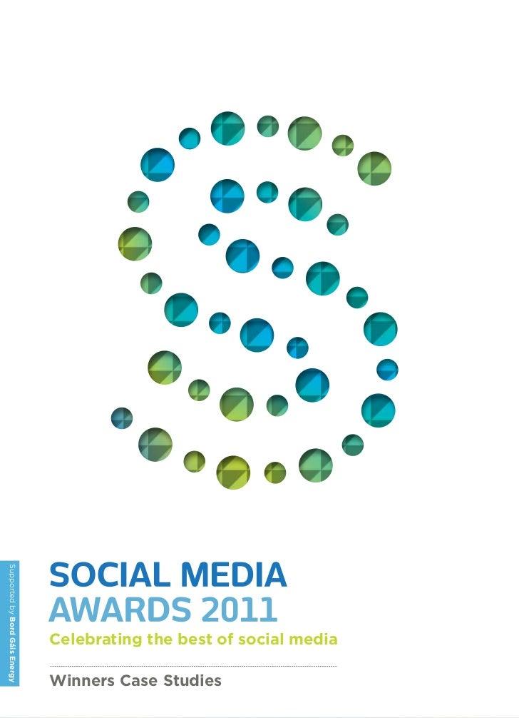 2011 Irish Social Media Awards - Winners Case Studies