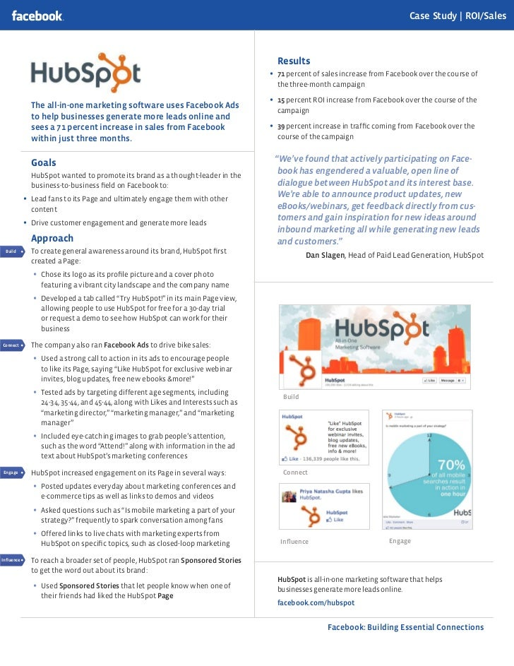 Case Study | ROI/Sales                                                                                      Results       ...