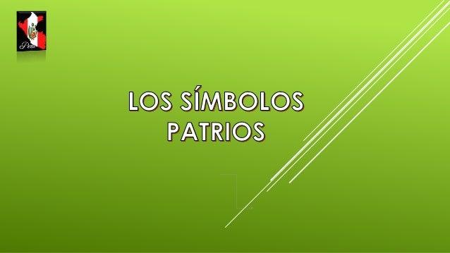CONTENIDO: BANDERA HIMNO NACIONAL ESCUDO