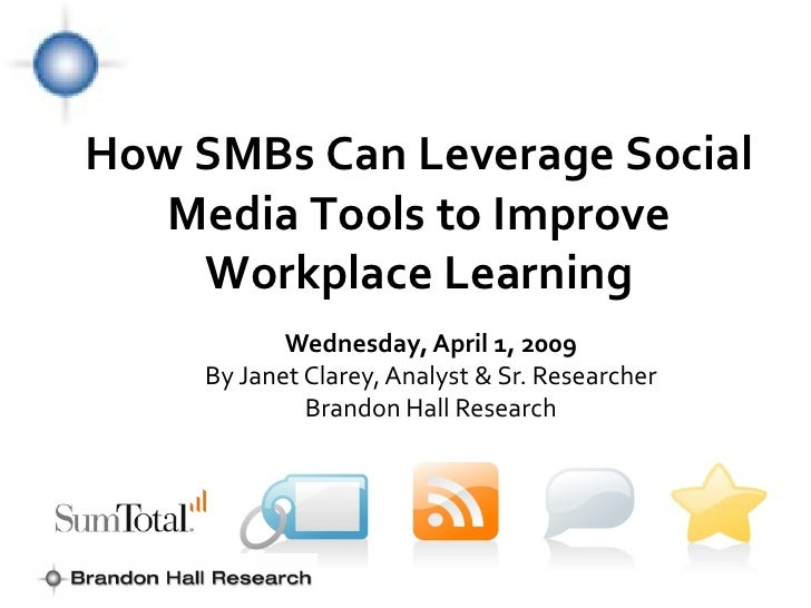 SMBs & Social Media sponsored by Sum Total