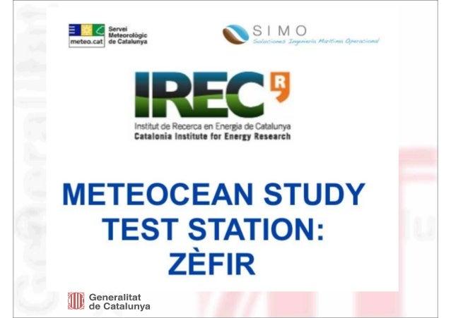 Què és el projecte ZÈFIR ? ZÈFIR Test Station serà una planta de recerca internacional per a l'assaig d'aerogeneradors mar...