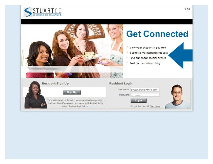 StuartCo Residet Connect