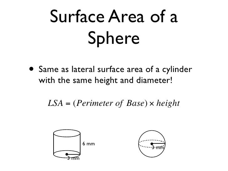 Collection of Surface Area Of A Sphere Worksheet Sharebrowse – Volume of Spheres Worksheet