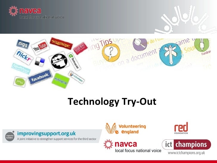 Sm comms slides tech try