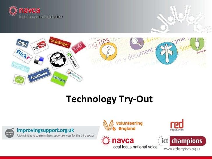 Sm comms slides tech try