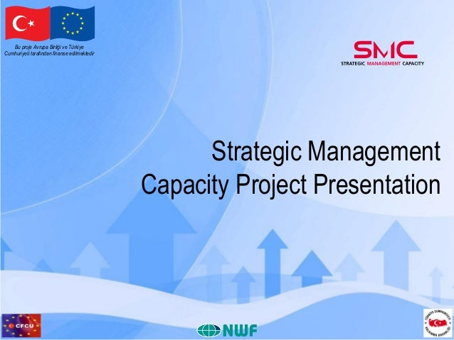 Strategic Management Capacity project presentation