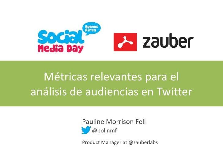 Social Media Day Buenos Aires 2012: Zauber