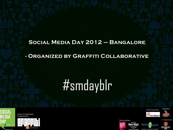 Social Media Day event
