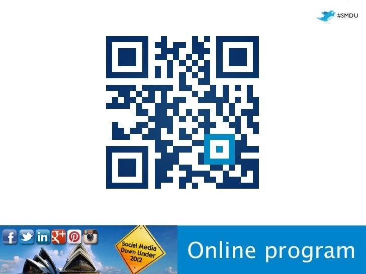 #SMDUOnline program