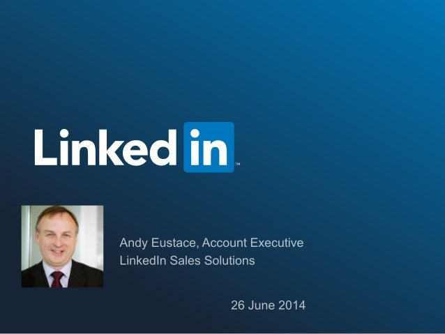 Agenda for tonight  Why Social Selling  LinkedIn as a platform  What else? LinkedIn Sales Navigator  Success Stories ©...