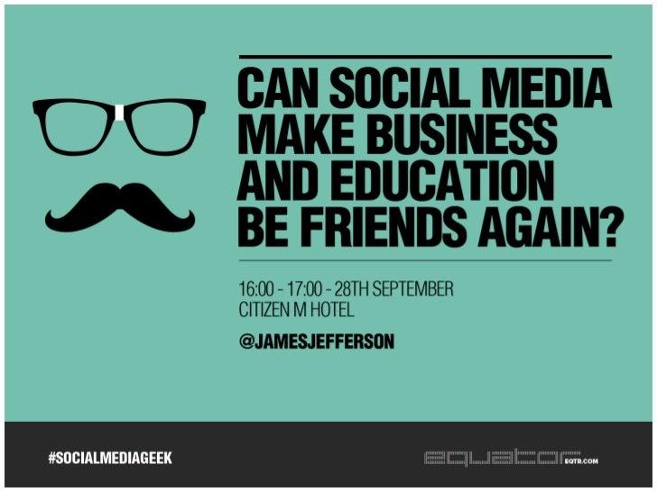 HELLO FELLOW#SOCIALMEDIAGEEK