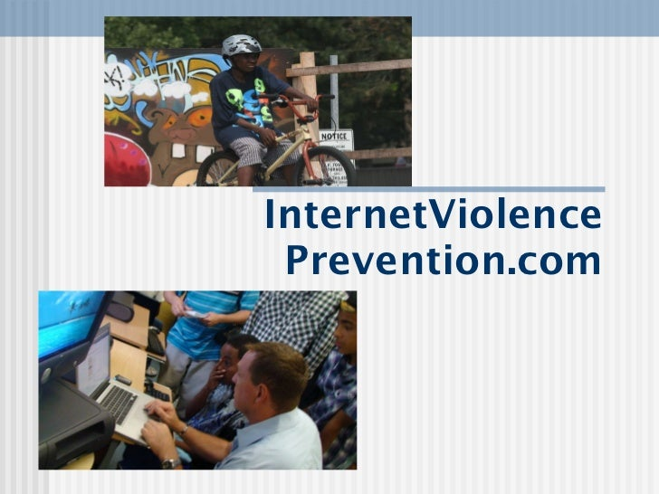 InternetViolence Prevention.com Relationships Technology