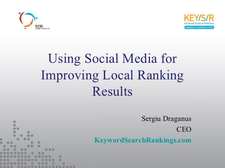 Social Media and Local SEO