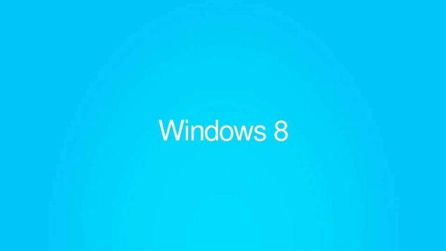 Séminaire Exakis Windows 8
