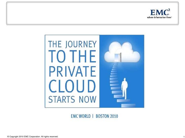 Emc World Keynote Mirchandani