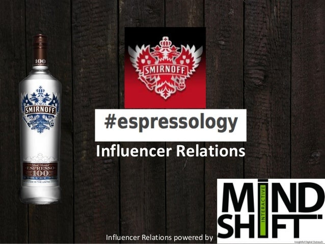 Smirnoff Espressology Meet