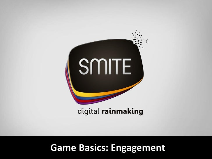 Game Design: Engagement