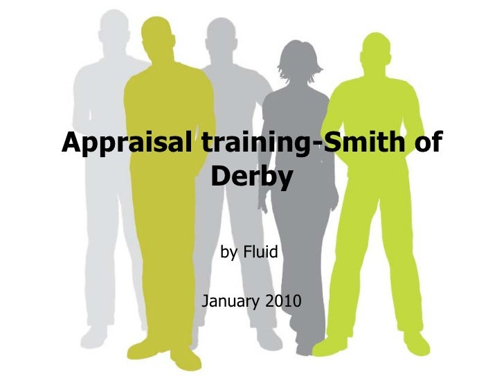 Appraisals January 2010
