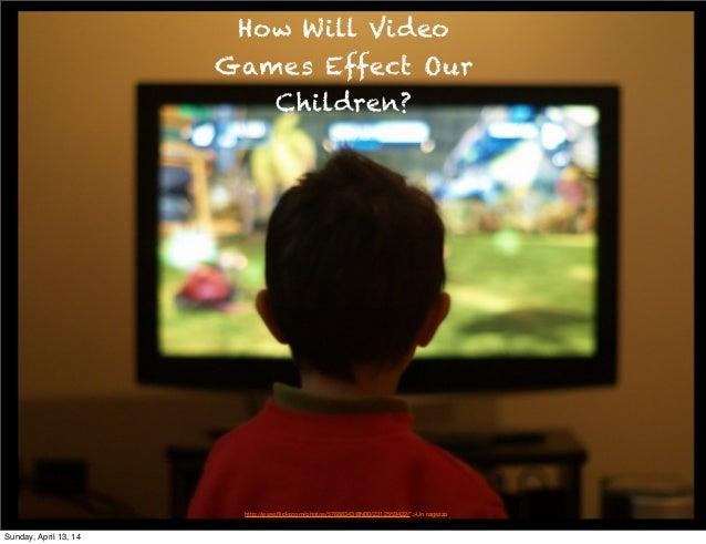 """How Will Video Games Effect Our Children? http://www.flickr.com/photos/57688343@N00/2312559422/"""">Un ragazzo Sunday, April 1..."""
