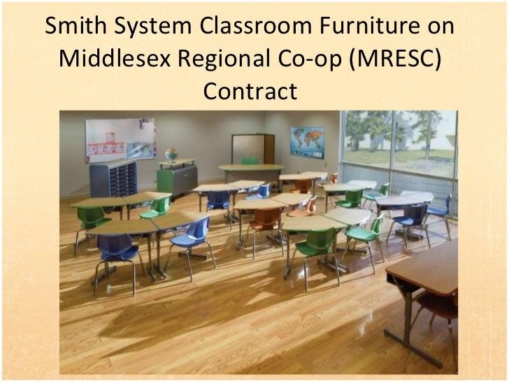 Longo Smith System Classroom Furniture on MRESC part 1