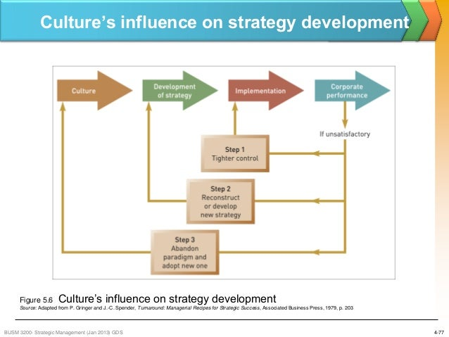 organization culture and strategy Animal protection society management 2 strategy, structure and organisational culture strategy introduction definitions the importance of strategy.