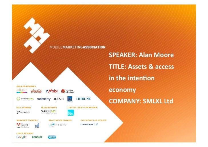 SMLXL Mobile Marketing Association-NY-2011