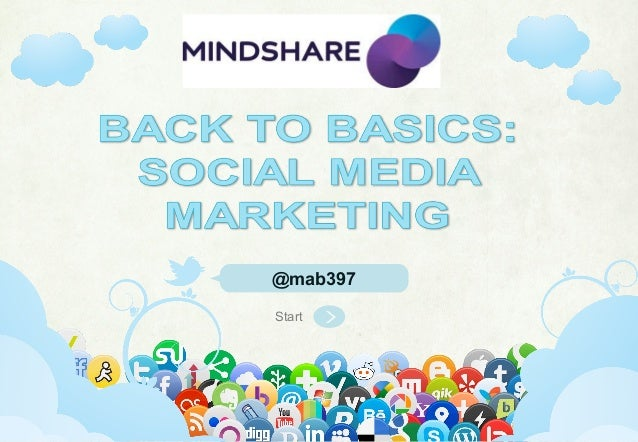 Back to Basics | Social Media Marketing Strategy