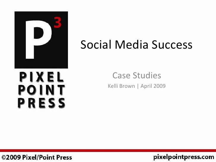 Social Media Marketing: B2C Success Stories
