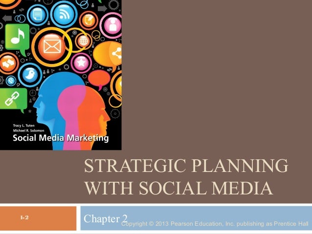 STRATEGIC PLANNING WITH SOCIAL MEDIA Chapter 2Copyright © 2013 Pearson Education, Inc. publishing as Prentice Hall 1-2