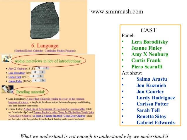 www.smmmash.com                                                      CAST                                             Pane...