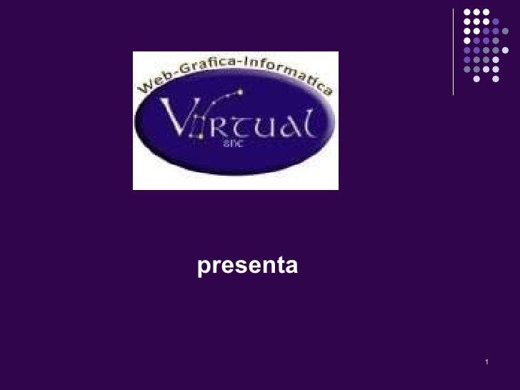Smm turistico virtual snc