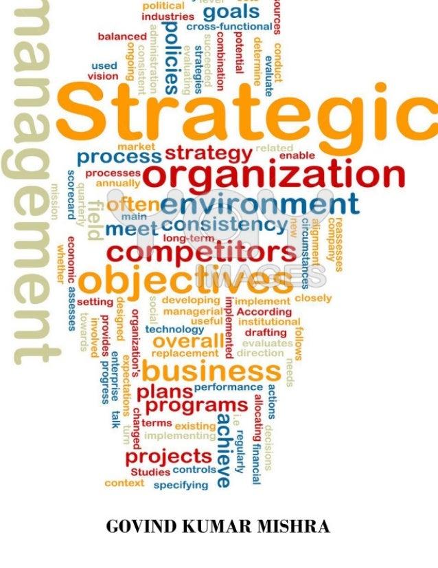 Strategic Managaement ICAI IPCC